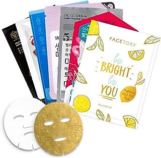 FaceTory Hello Moisture Box for Dry Skin (7 Masks)