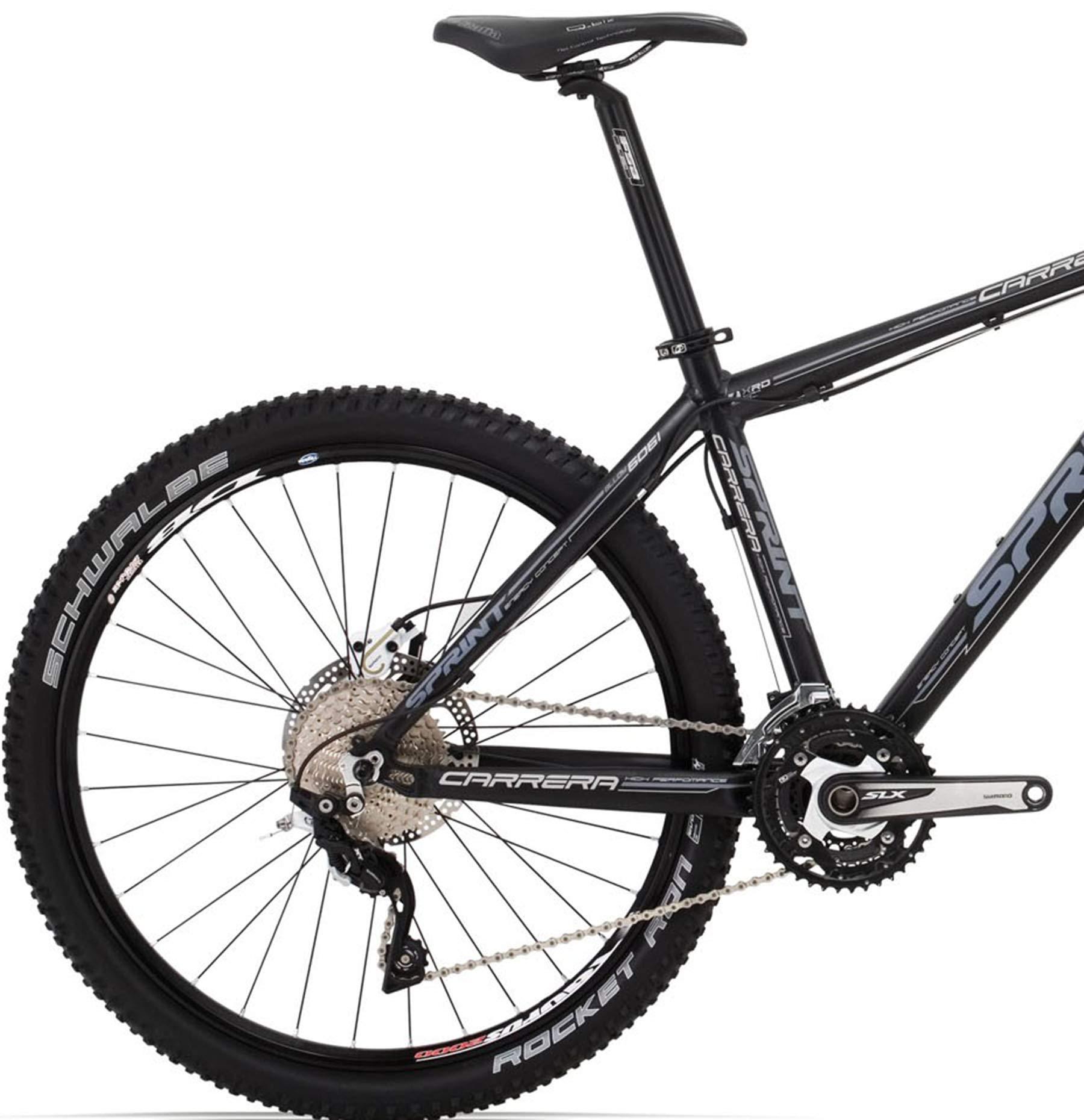 SPRINT Carrera - Bicicleta de montaña para Hombre, Cuadro de 26 ...