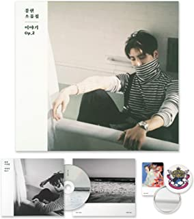 jonghyun story op 2 photocards