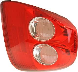 Genuine Toyota Parts 81551-17190 Passenger Side Taillight Lens