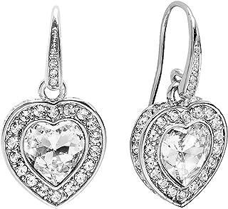 Guess Women Stainless Steel Zircon Earrings (UBE21526)
