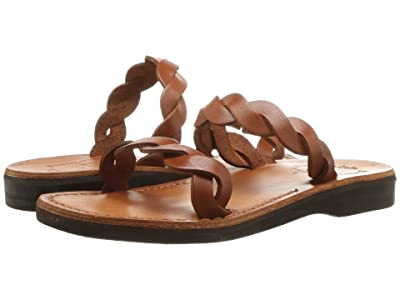 Jerusalem Sandals Joanna (Honey) Women