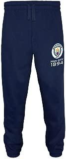 Manchester City Officiel Motif Blason Homme Pull th/ème Football