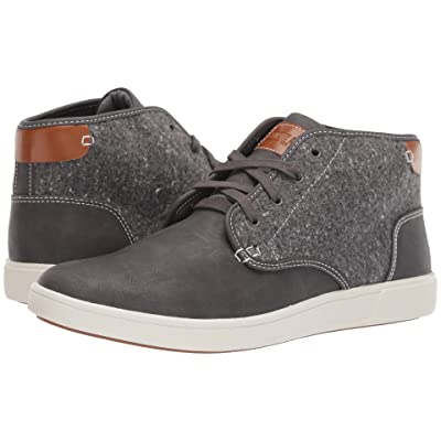 Madden by Steve Madden Ferro (Grey Fabric) Men