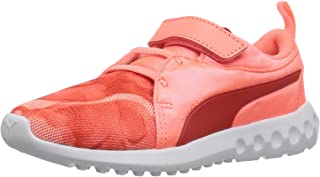 PUMA Kids' Carson 2 Mineral V Sneaker Pink