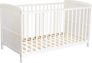 comprar comparacion PuckDaddy cuna 140 x 70 cm, convertible en una cama infantil