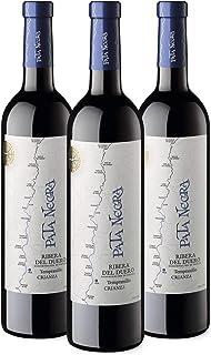 comprar comparacion Pata Negra Crianza - Vino Tinto D.O Ribera del Duero, Pack de 3 Botellas x 750 ml