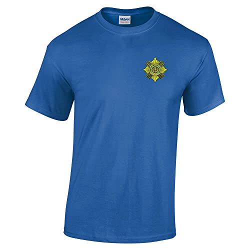 The Military Store Scots Guards Embroidered T-Shirt