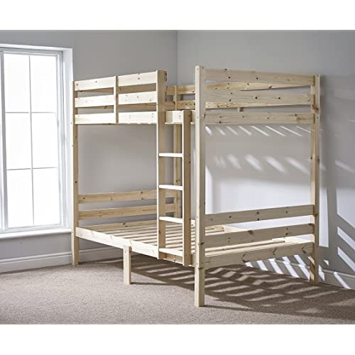 34e3f650031 DOUBLE Bunkbed - 4ft 6 TWIN Bunk Bed - VERY STRONG BUNK! - Heavy Duty