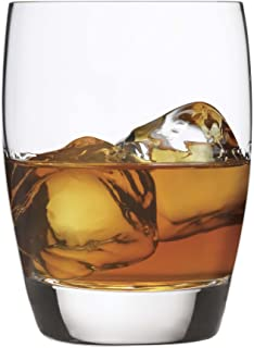 Luigi Bormioli Michelangelo 15.75 oz Double Old Fashion Glasses, Set of 4, Clear