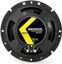 """2 Kicker 43DSC6704 D-Series 6.75"""" 240W 2-Way 4-Ohm Car Audio Coaxial Speakers photo"""