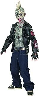 Rubie's Costume Co Punk Zombie Costume, Medium