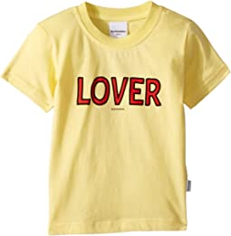 Lover Short Sleeve Tee (Toddler/Little Kids/Big Kids)