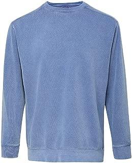 Comfort Colors Mens Crew Neck Sweatshirt