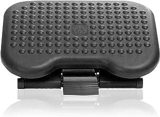 Fellowes Reposapiés Ergonómico para oficina Soporte para pies ajustable en altura e inclinación, antideslizante y con efecto masaje