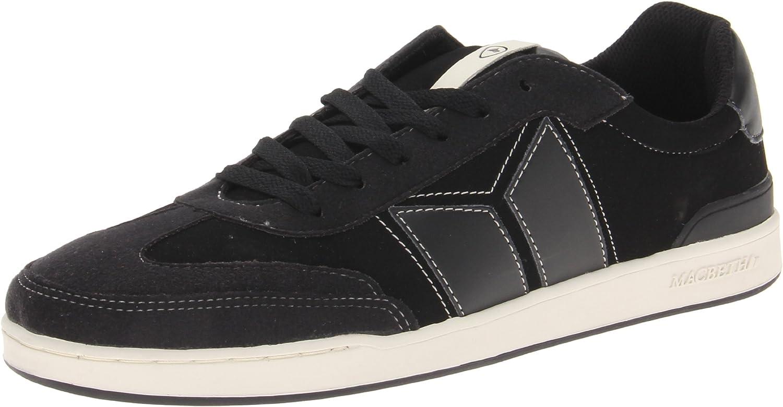 DC Men's Studio Mid SE Lace-Up Fashion Sneaker Black