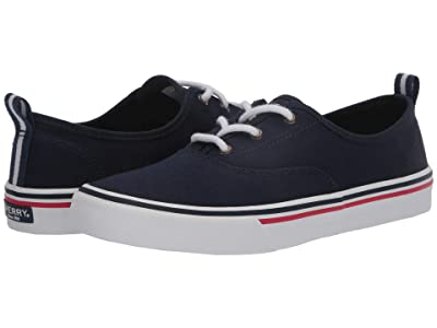 Sperry Crest CVO Canvas (Navy) Women