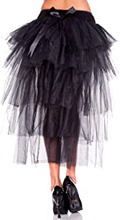 Best peacock bustle skirt Reviews