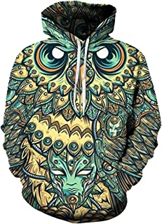 god owl of dreams hoodie