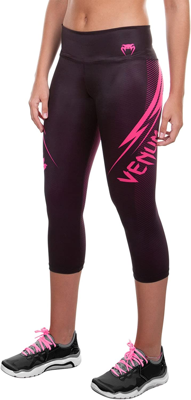 Venum Women's Razor Leggings, Pink, XSmall