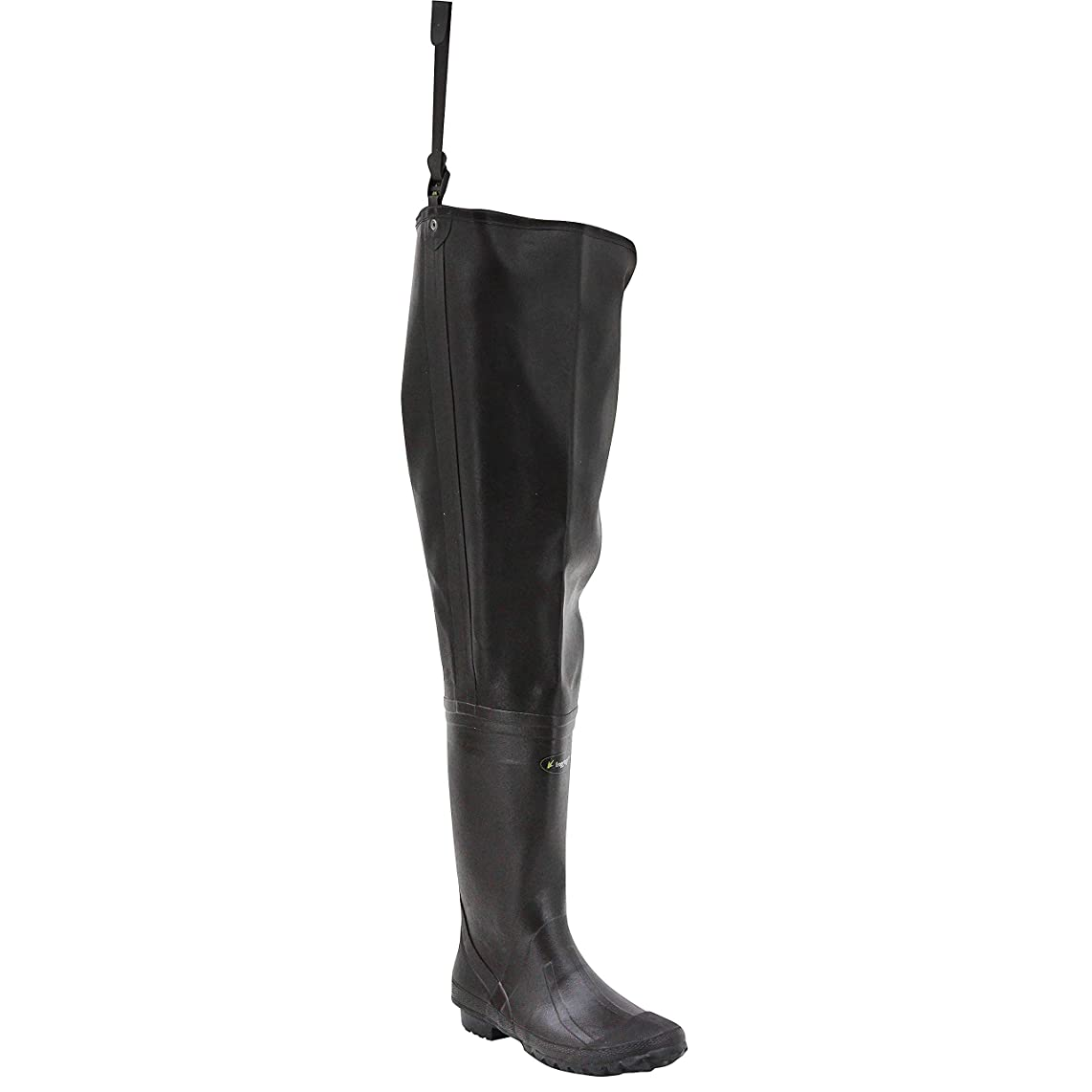 Frogg Toggs Classic Rubber Bootfoot Hip Wader, Youth, Cleated Outsole