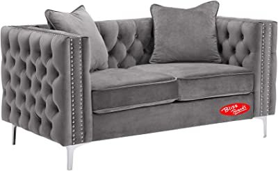 Amazon.com: South Cone Home Dublin Sofa, 94