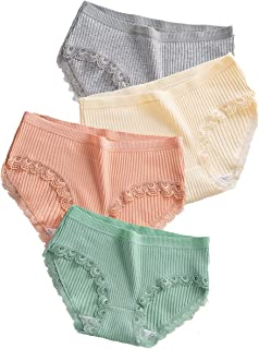 4Pack Mixed Color Panty Set Color 1,3,5,6