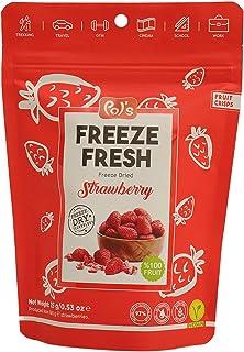 Pol's Helvart Freeze Fresh Çilek 15 Gr