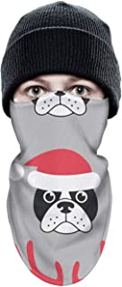 Christmas Santa Clause Deer Ski Mask Unisex Balaclava Face Mask