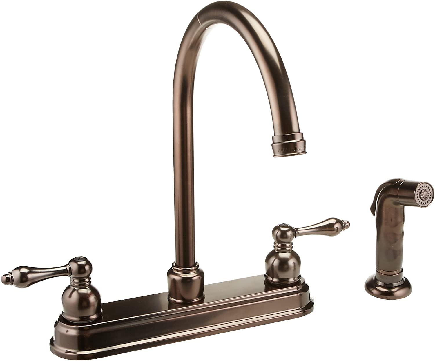 Hardware House 122672 Inventory cleanup selling sale Cheap mail order shopping Kitchen Faucet Rubbed Bronze Oil