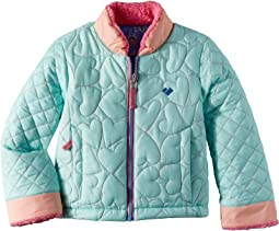 Jitterbug Reversible Jacket (Toddler/Little Kids/Big Kids)