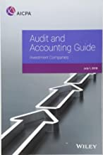 aicpa investment company guide