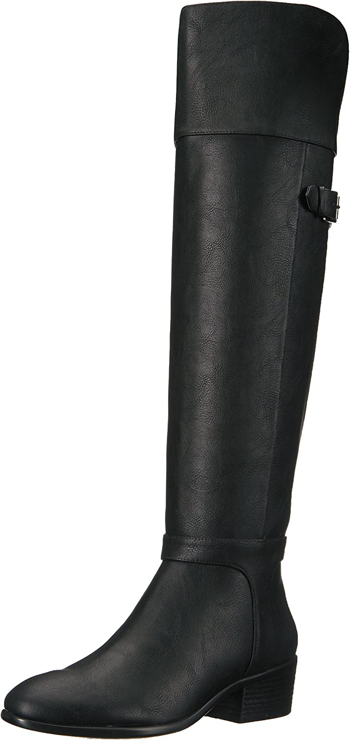 Aerosoles Womens Mysterious Over The Knee Boot