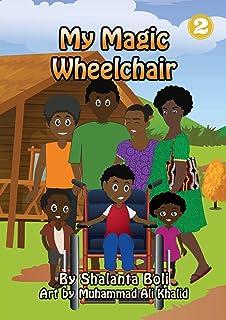 My Magic Wheelchair