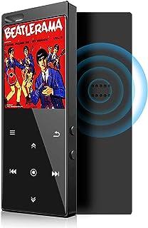 comprar comparacion 【Edición Mejorada Altavoz Incorporado】 Reproductor MP3 de 16GB, Bluetooth 4.2 Reproductor con Radio FM/Imagen/E-Book, Sopo...