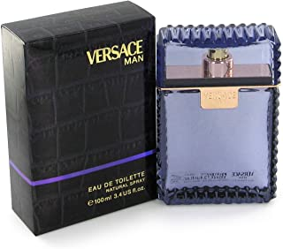 Versace Perfume - Versace Man by Versace - perfume for men - Eau de Toilette, 100ml-135359