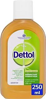 Dettol Classic Antibacterial Disinfectant Liquid, 250ml