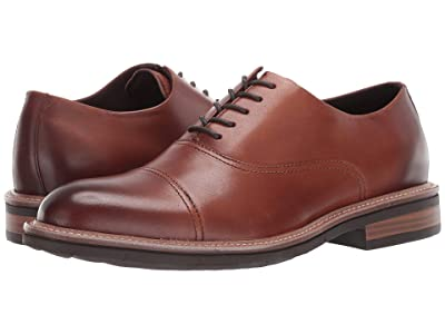 Kenneth Cole Reaction Klay Flex Lace-Up (Cognac) Men