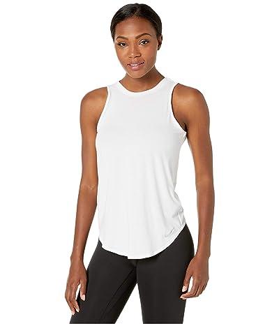Nike Tank Twist (White/Reflective Silver) Women