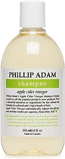 Sponsored Ad - Phillip Adam Apple Cider Vinegar Shampoo for Shiny Hair - Sulfate Free and Paraben Free - Original Green Ap...