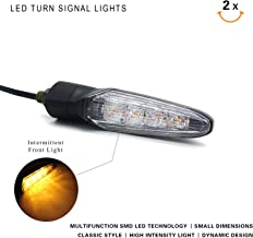 Universal SMD Osram led Technology Turn Signal Light For Yamaha MT07 MT09 MT10 MT125 FZ07 FZ09 FZ10 R1 R6 HONDA CB250R CB400 CB500R CB600RR CB650F CB1000 CRF450 Grom125 zx-6r z1000 z800