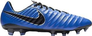 Men's Legend 7 Pro FG Soccer Cleats (Racer Blue/Black/Metallic Silver) (9.5)