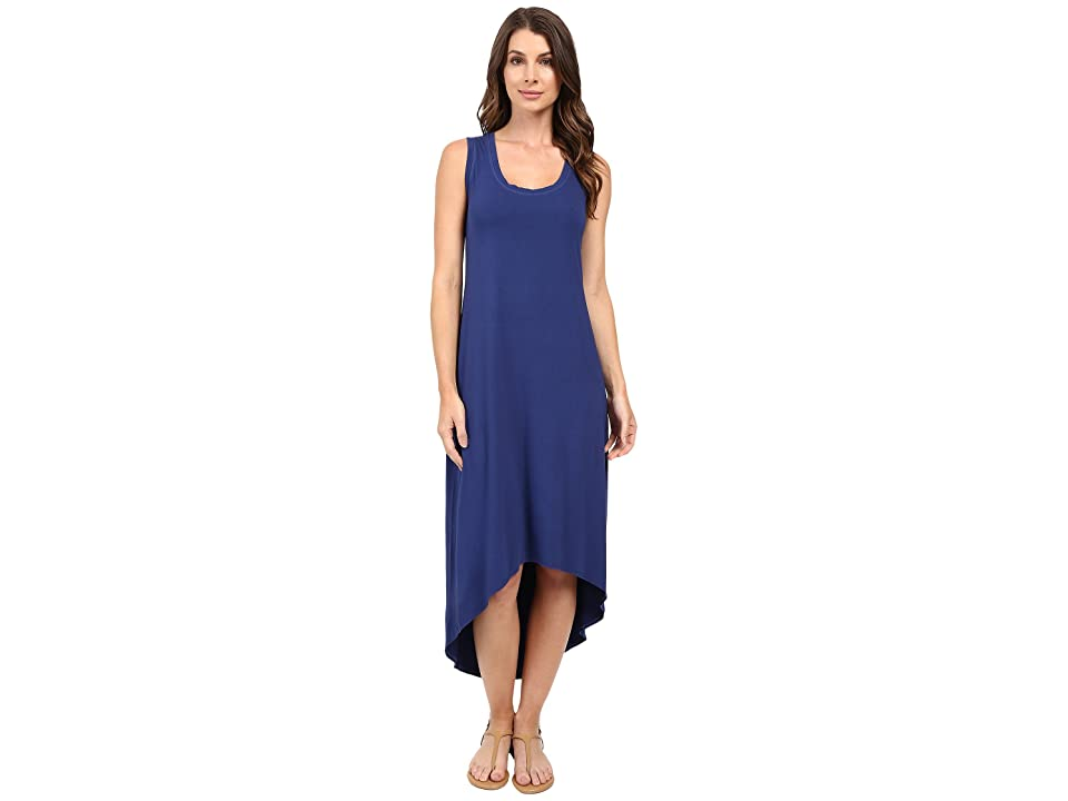 Fresh Produce Hilo Staple Maxi Dress (Moonlit Blue) Women