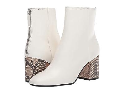 Dolce Vita Vidal (White Leather) Women