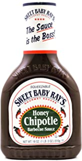 Sweet Baby Ray's Honey Chipotle BBQ 510g