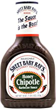 Sweet Baby Ray's Honey Chipotle Barbecue Sauce (Honig Chipotle Barbecue Soße) 510g