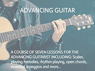 Advancing Guitar