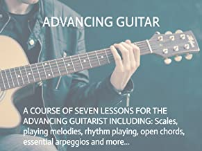 Advancing Guitar