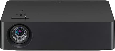 LG HU70LAB 4K UHD Smart Home Theater CineBeam Projector with Alexa Built-in, LG ThinQ AI, Google Assistant, and LG webOS L...