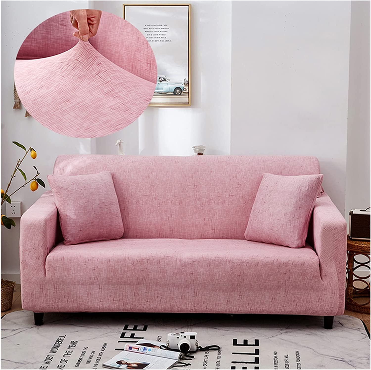 SADDPA New Orleans Mall Cross Pattern Elastic Sofa Dedication Covers for Cover Stretch